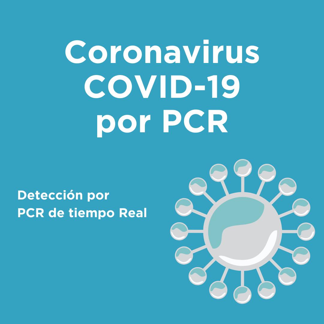 PCR Coronavirus COVID-19 Biomedicos de Merida